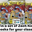 Win a set of Zach King books for your class!