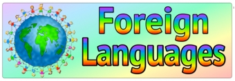 Foreign Languages Banner