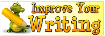Improve Your Writing Banner