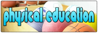Physical Education Banner