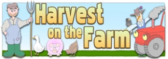 Harvest on the Farm Banners