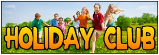 Holiday Club Banner