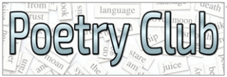 Poetry Club Banner