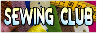 Sewing Club Banner