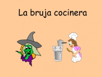 Spanish - The Witch Cook