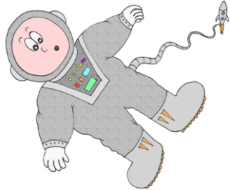 Astronaut Display Picture