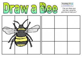 Draw a Bee