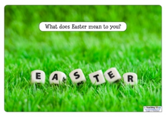 Easter Inspiration Posters
