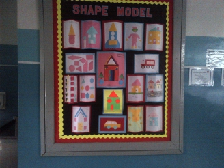 Shape Models Display