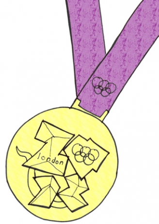 Medal Display Picture
