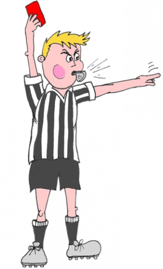 Referee Display Picture