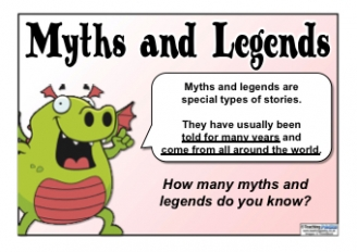 The Myths and Legends Pack