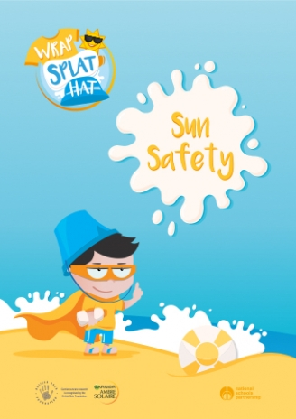 Wrap Splat Hat - Sun Safety Lesson Plan