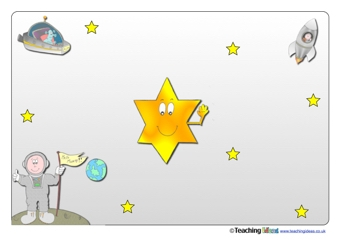 Stars Poetry Resources