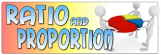 Ratio and Proportion Banner