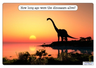 Dinosaurs Inspiration Posters